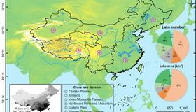 Lake changes in the Tibetan Plateau and other regions of China since 1960s